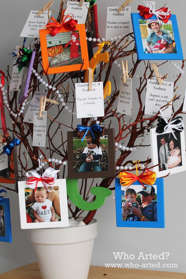 Random Acts of Kindness Tree 12