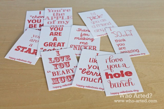 Valentine's Day Tags 03