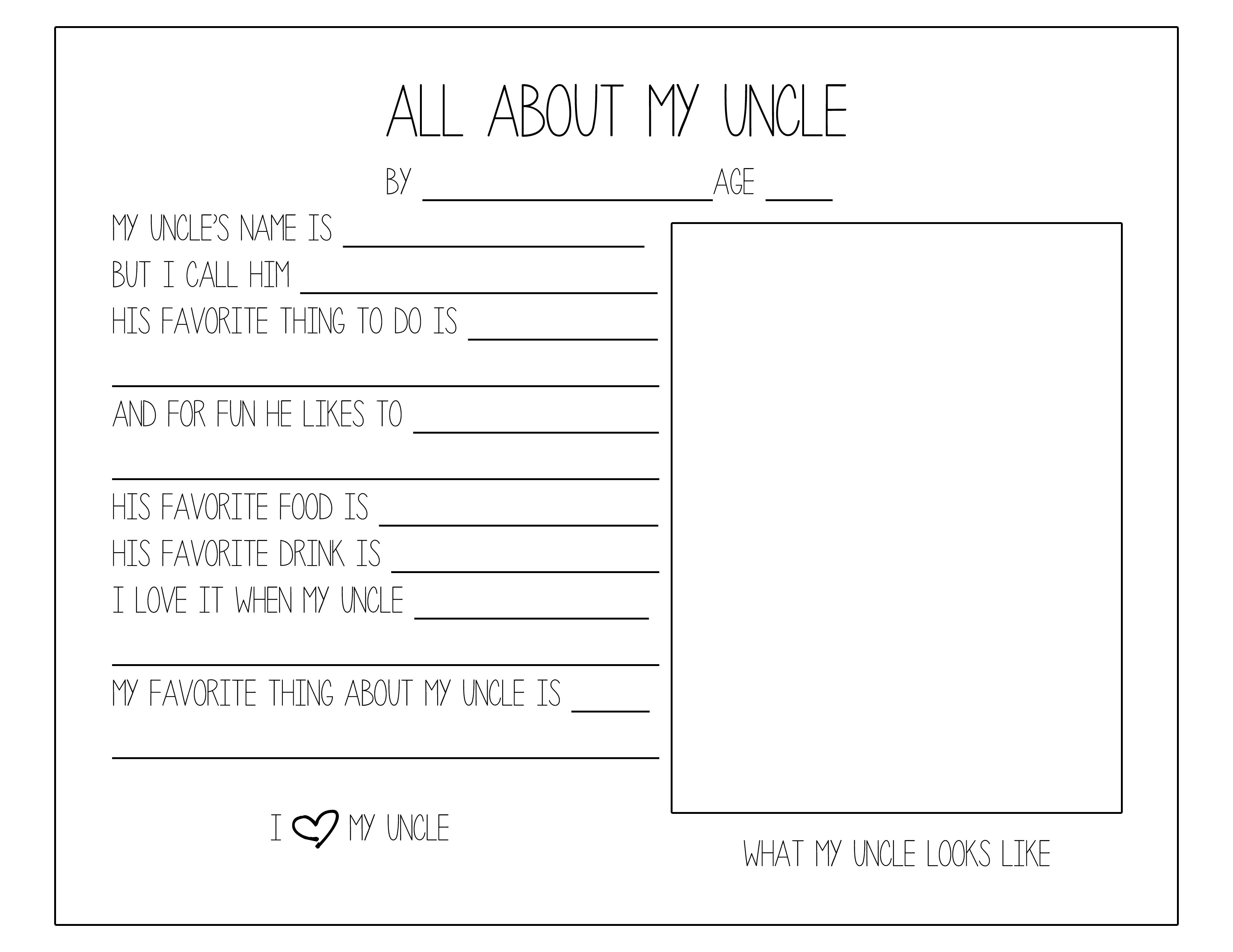 Fathers Day Quotes For Uncles Quotesgram