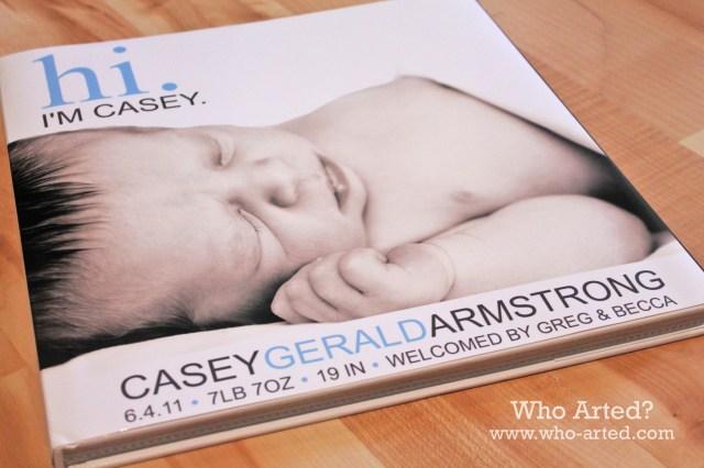 Baby Book Ideas