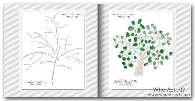 Baby Book Ideas Family Tree