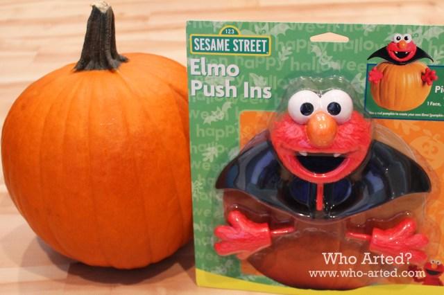 Push-In Pumpkin 01