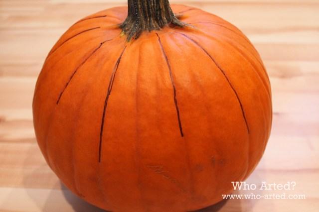 Spider Web Pumpkin 02