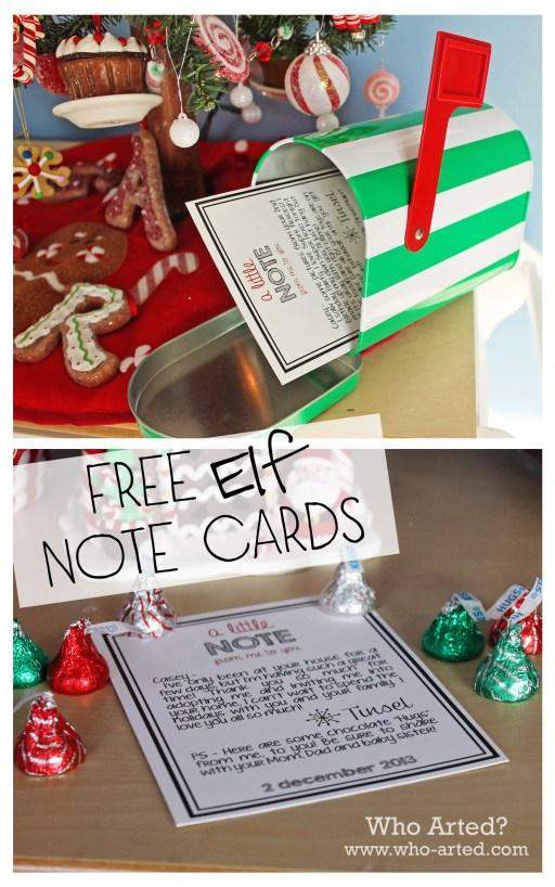 Free Elf on the Shelf Printables 03