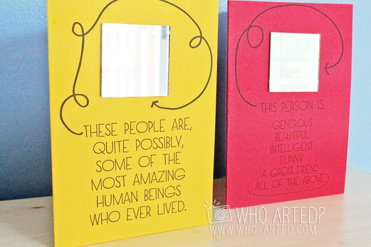 Say Something Nice Day Compliment Cards Who Arted 05
