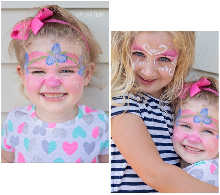 Best Face Paint for Moms Who Arted
