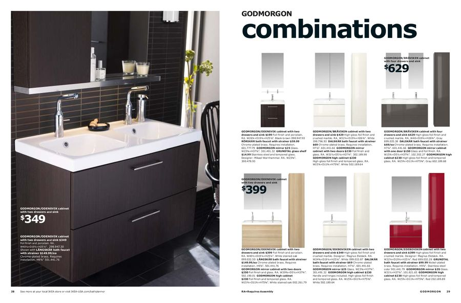 page 15 of ikea bathrooms 2013
