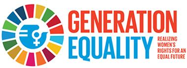 Generation equality logo