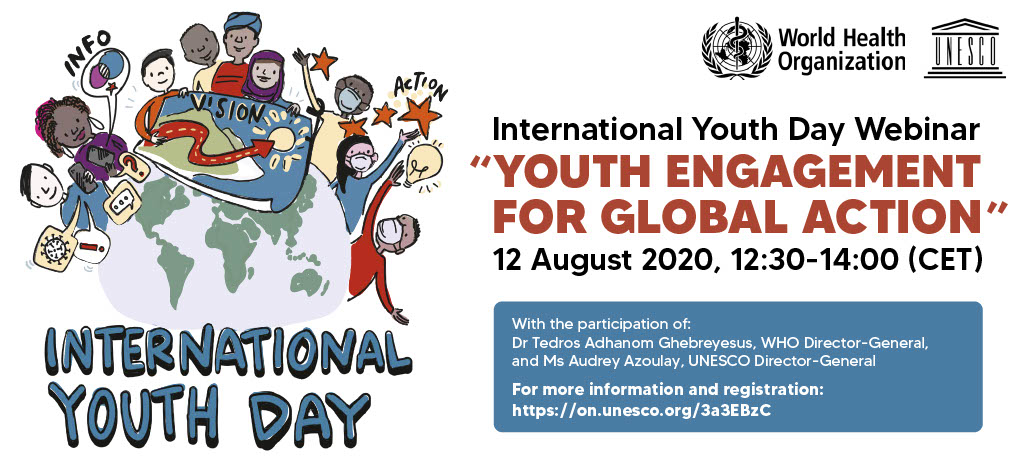 youth engagement for global action