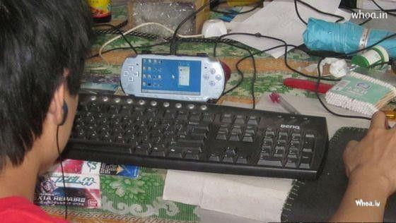 Happy Engineers Day Funny Mobile Computer