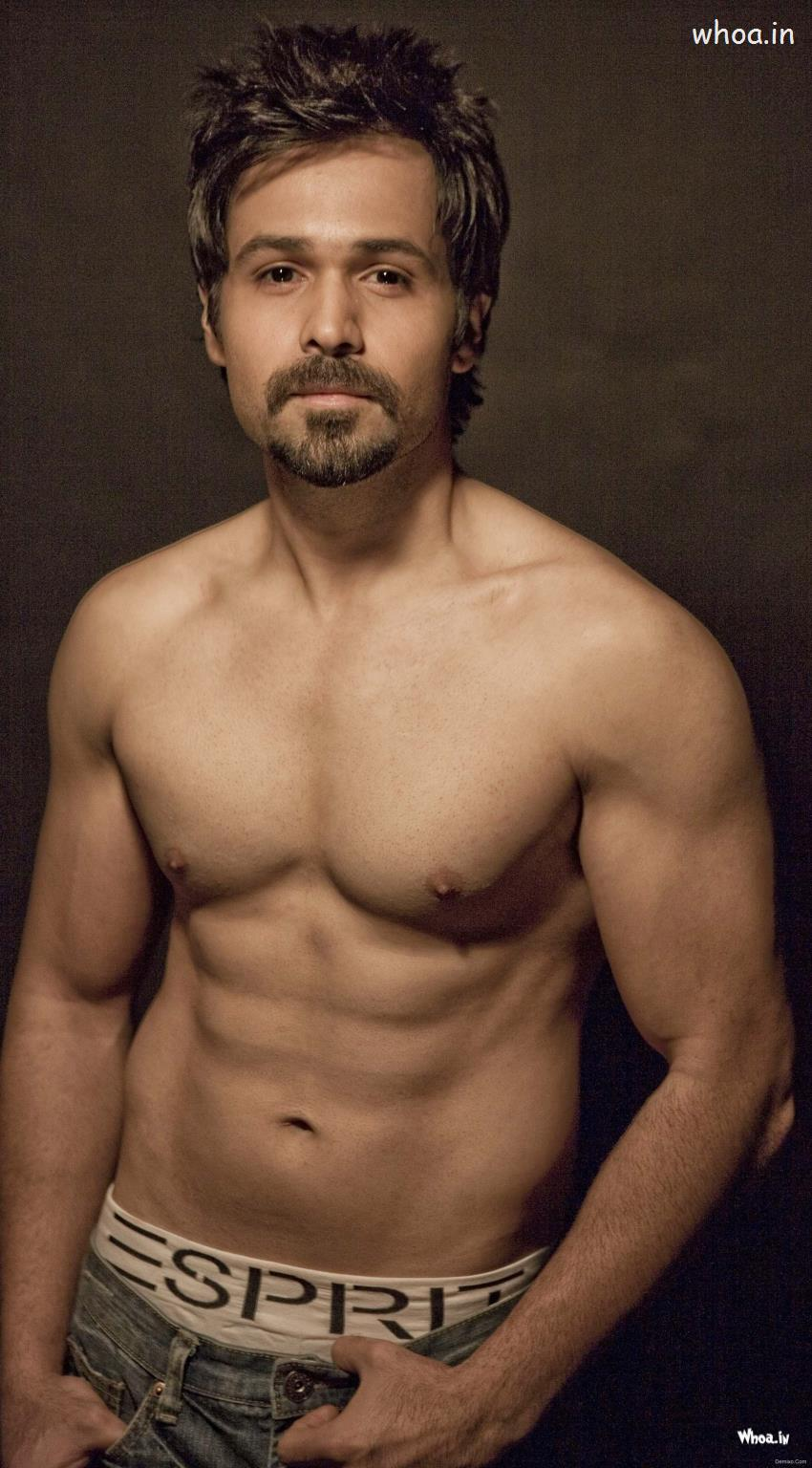 Emraan Hashmi Stylish Body Shape And Six Pack