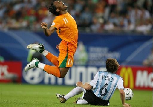 Should divers like Didier be sin-binned?