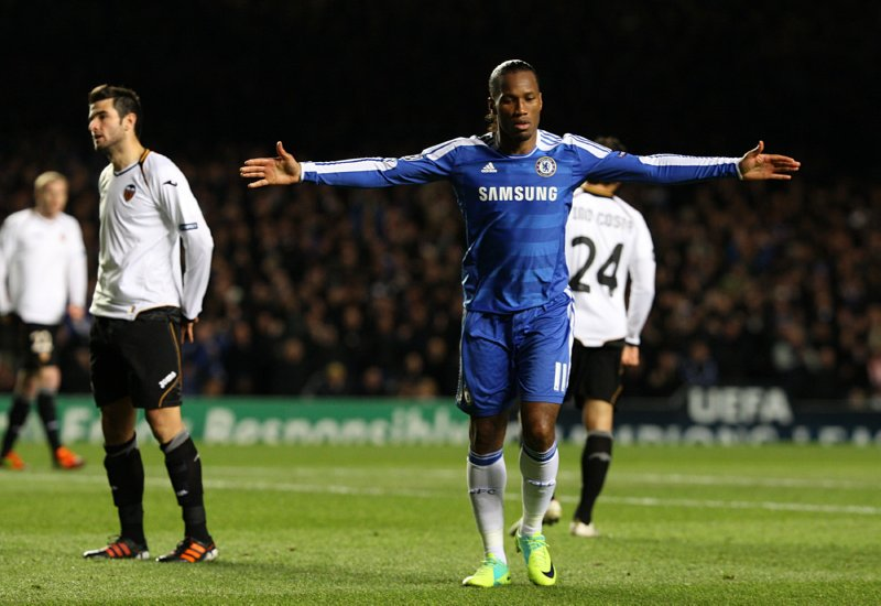 Image result for drogba valencia