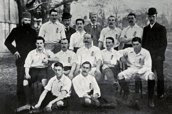 England Football - a real team spirit