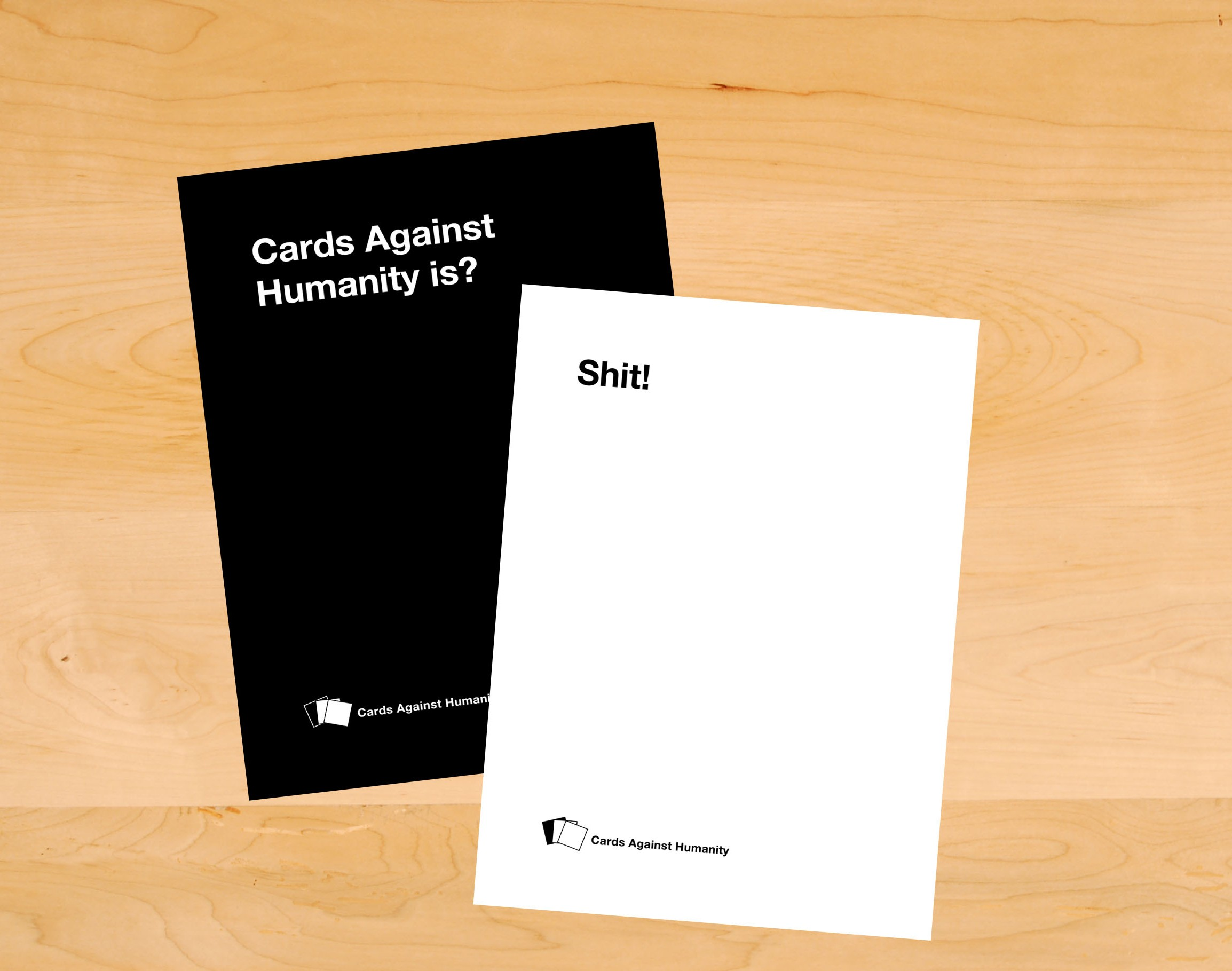 graphic regarding Cards Against Humanity Printable Expansions titled Playing cards In opposition to Humanity is Shit, In this article are Greater Solutions