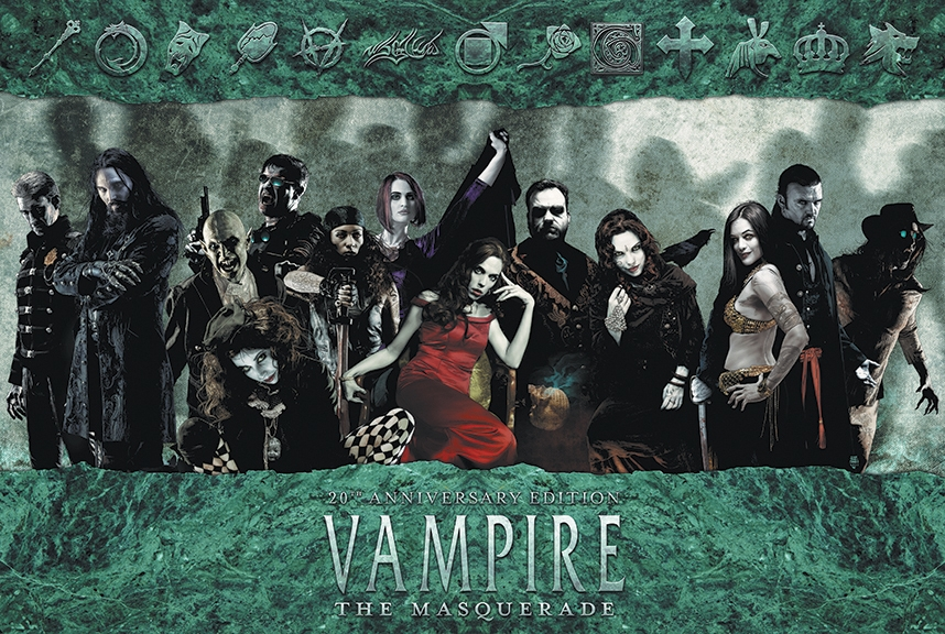 Vampire: The Masquerade 5th Edition Pre-Alpha - Who Dares Rolls