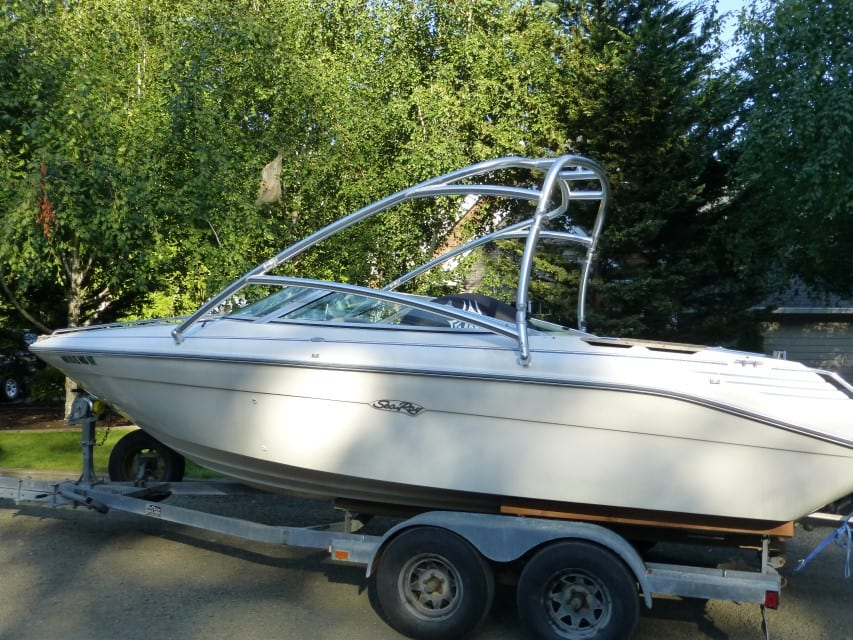 SeaRay Wakeboard A2