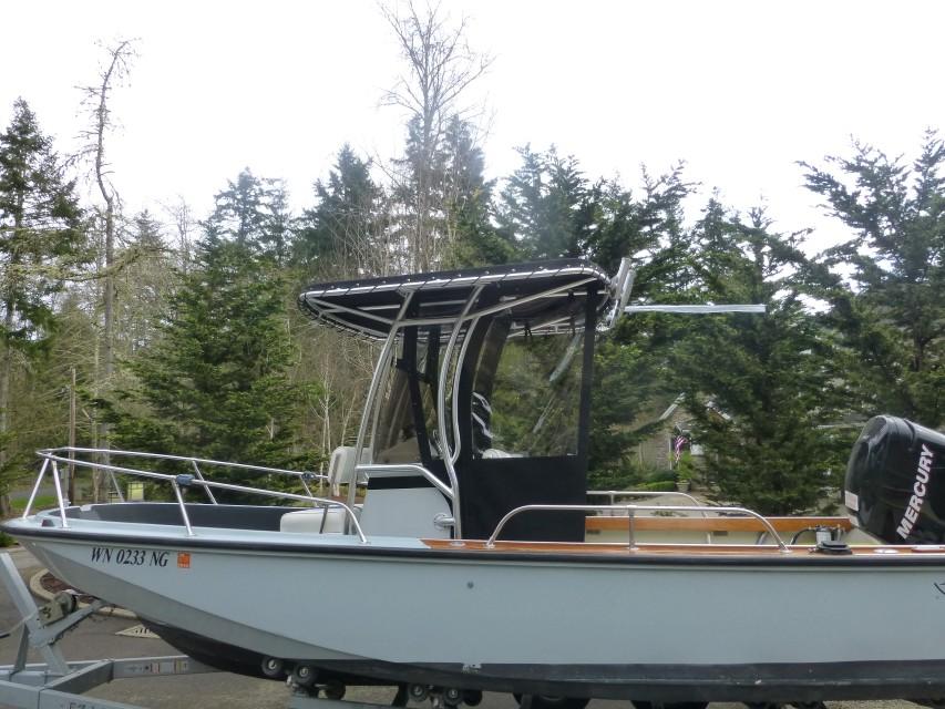 Boston Whaler TTop A2