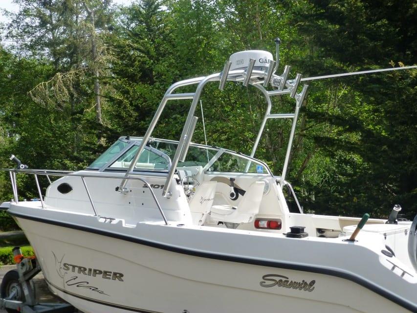 SeaSwirl Striper B2