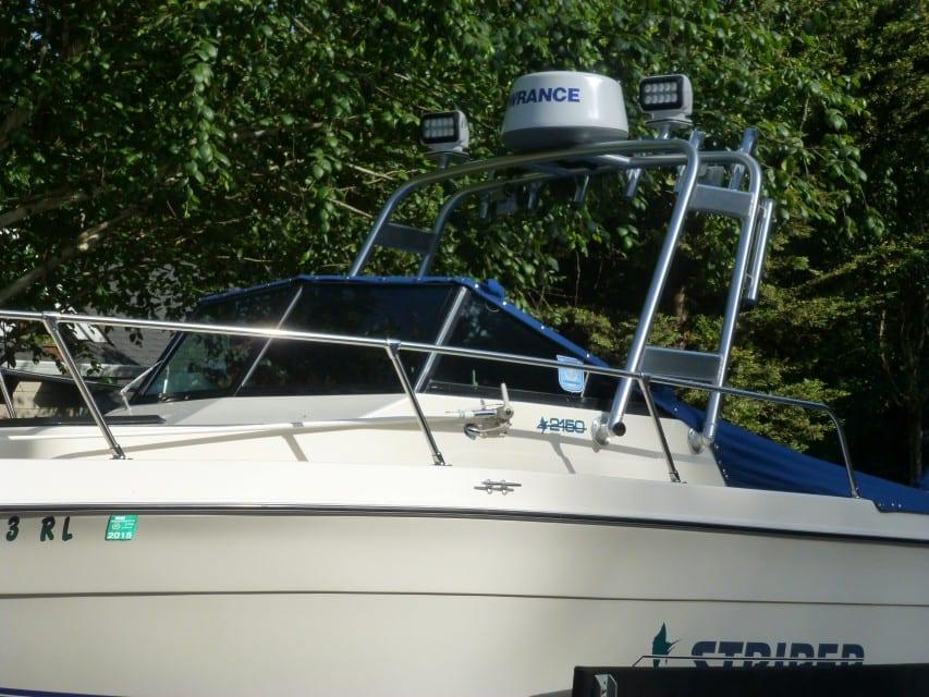 SeaSwirl Striper A5 GoLight Upgrade