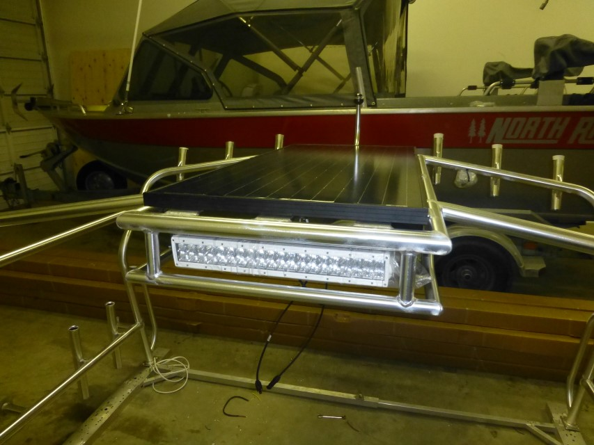 "20"" Light Bar"