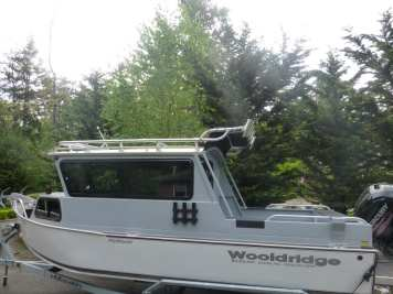 Wooldridge Cabin Rack and Rain Fly 2