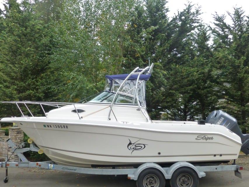 SeaSwirl Striper E1