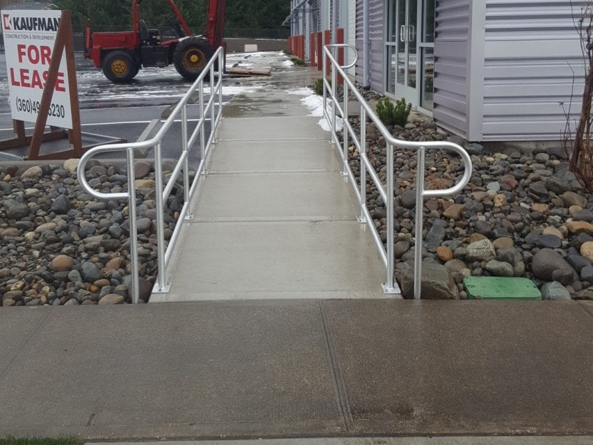 Commercial Handrailing A2