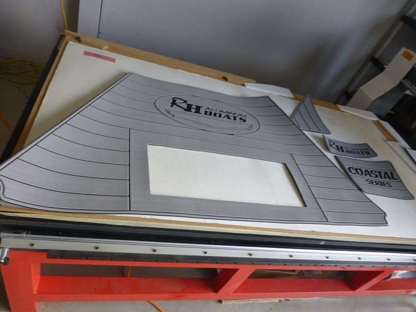 RH Boats Foam A2