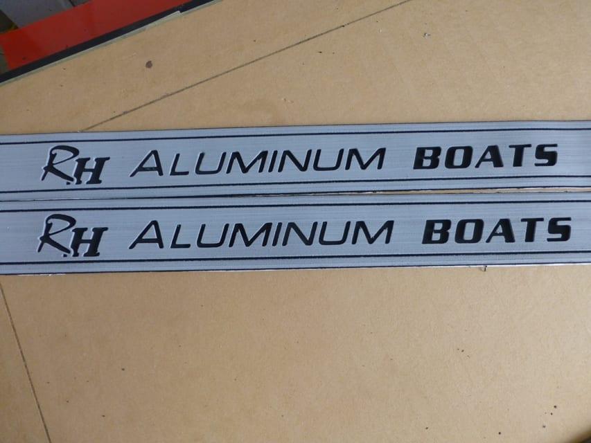 RH Boats Foam A7