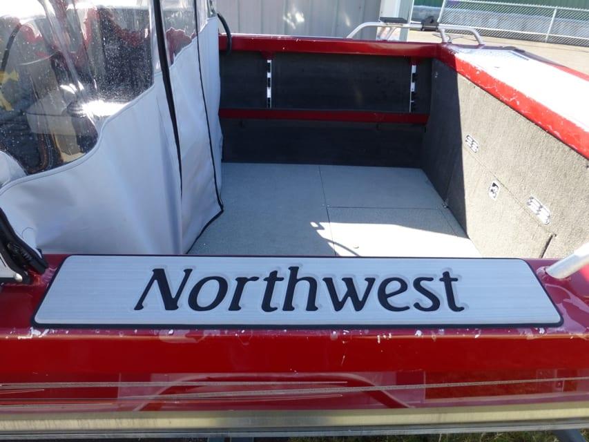NW Boats Gunnel Topper 1