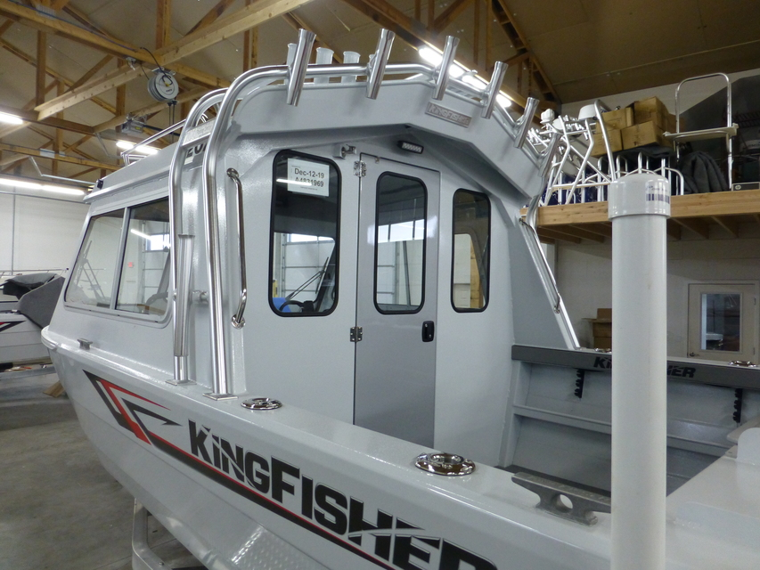 Kingfisher 2B