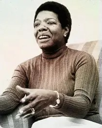 Poet, author Maya Angelou dies at 86  23