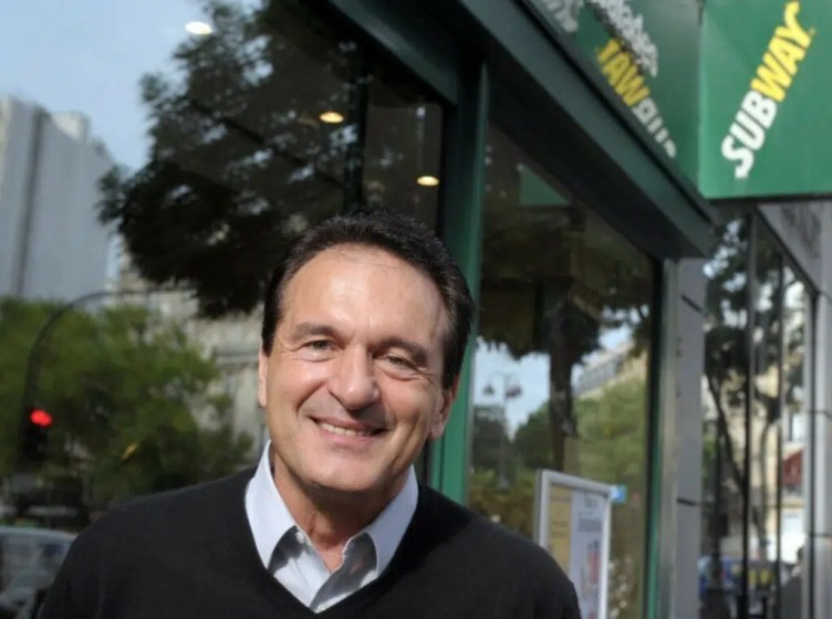 Fred DeLuca subway co founder dead age 76