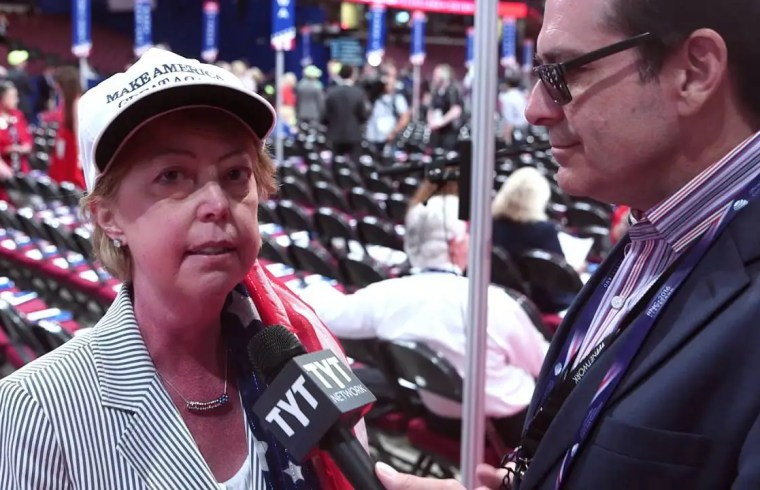Jimmy Dore Interviews Delegates From The Floor Of The 2016 RNC 1