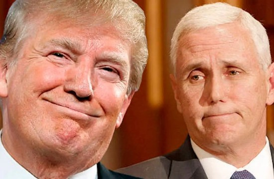 Trump's Running Mate: Who Is Mike Pence? 29