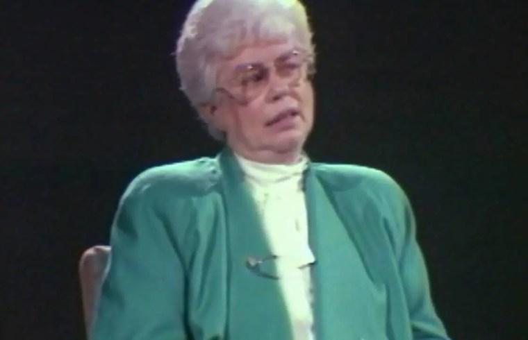 Former Saint John Mayor, Elsie Wayne, Cable TV interview circa 1981 1