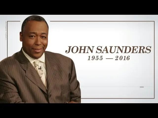Gottlieb: John Saunders passes away 1
