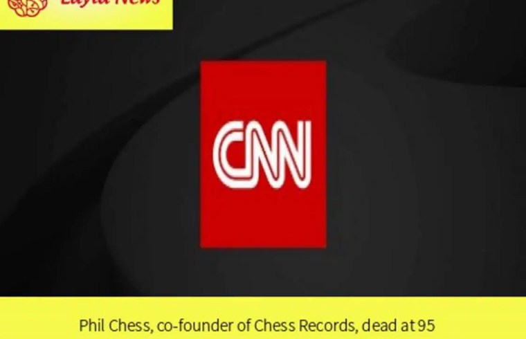 Phil Chess, co-founder of Chess Records, dead at 95 |  By : CNN 1