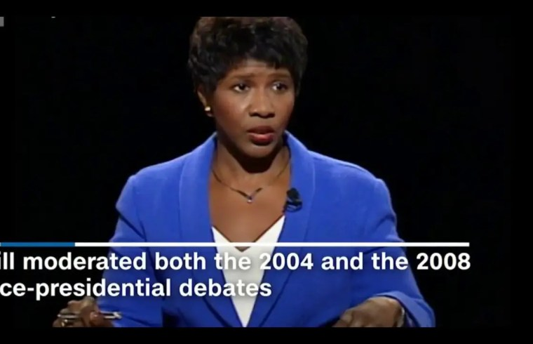 Gwen Ifill Passes At Age 61, Anchor Host Of PBS News Hour, Veteran Journalist & Newscaster 1