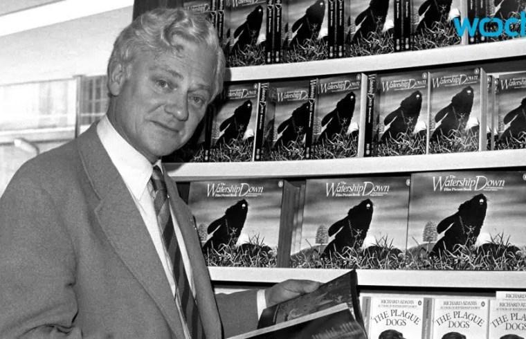 Watership Down Author Richard Adams Dies At Age 96 1
