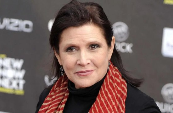 Carrie Fisher, 'Star Wars' Actress And Author, Dies At 60 6