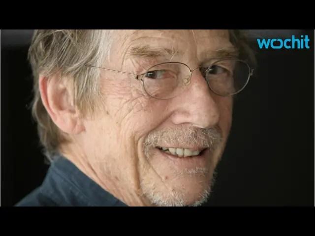 John Hurt, The Elephant Man, Passes At 77 1