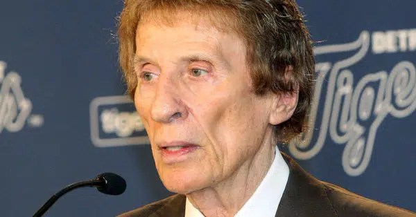 Owner of the Detroit Tigers Mike Ilitch Dies At Age 87
