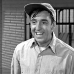 Actor and singer Jim Nabors
