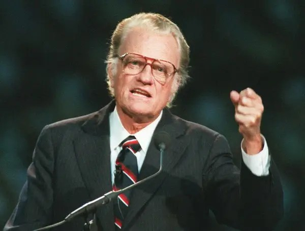 Television Evangelist Billy Graham Dead At 99 1