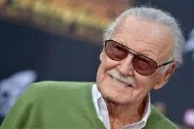 Marvel Comics legend Stan Lee
