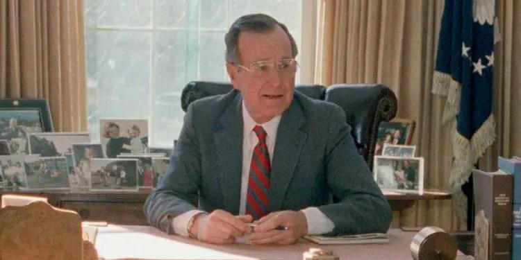 94-Year-Old George HW Bush, former US president, dies