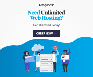 Get Unlimited hosting for your website and blog - click here
