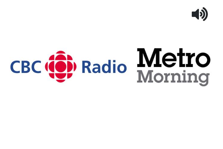 CBC Radio - Metro Morning - Who Is NOBODY?